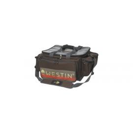 Torba z pudełkami, westin, lure loader, 4 pudelka, four boxes, jumbo