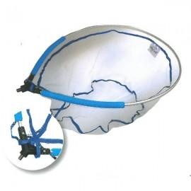 Kosz podbieraka rzeczny z pływakiem 55x50x35cm