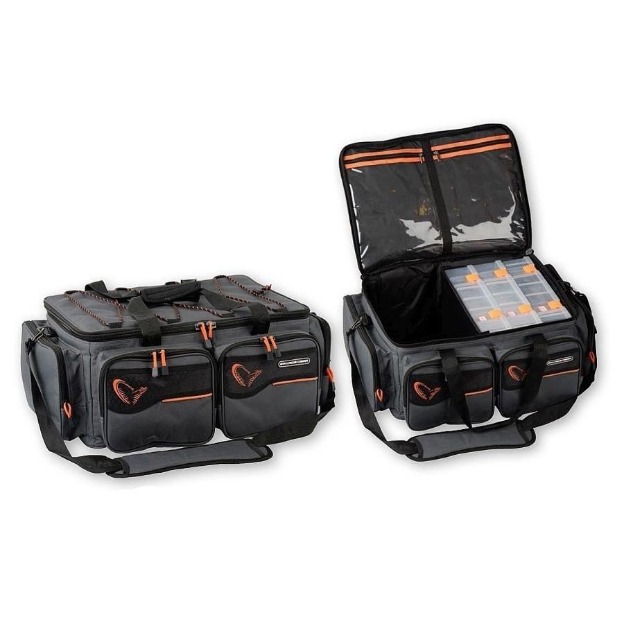 Torba System Box XL Savage Gear + Pokrowiec Wodoodporny