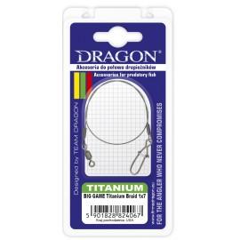 Przypon DRAGON Titanium Braid 1x7 A.F.W