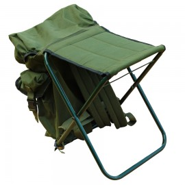 Krzesło wędkarskie Carpex z plecakiem