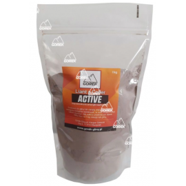 Liant a Coller ACTIVE 1 kg / Klej mineralny do glin, zanęt i robaków. Pozwala precyzyjnie regulować spoistość kul zanętowych. Ce