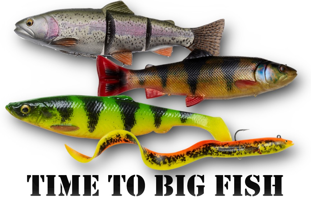 Przynęty na Big Fish