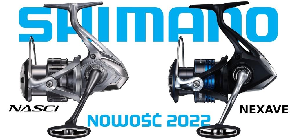 Shimano Nasci Nexave 2022